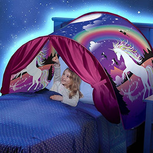 Unicorn Fantasy Bed Tent-Foldable