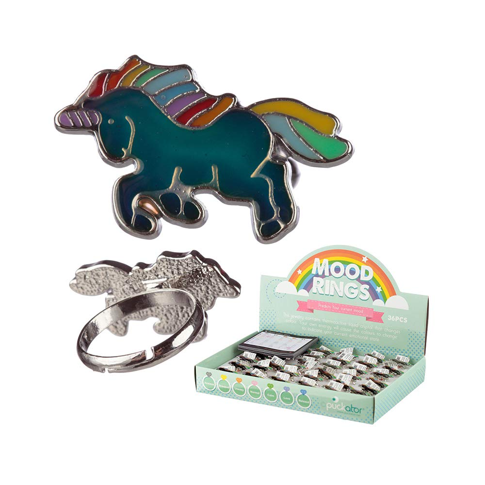 Unicorn Kids Rings
