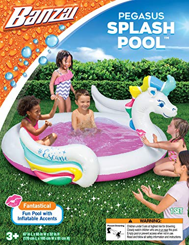 unicorn splash pool