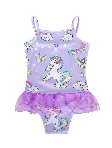 swimming costume unicorn themed for kids