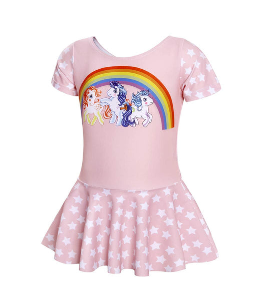 unicorn swimsuit for kids and toddlers