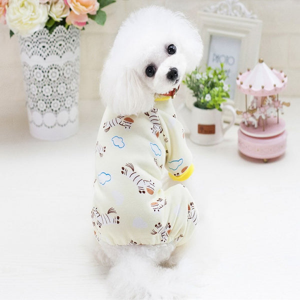 Cute unicorn dog outfit