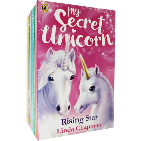 My secret unicorn books
