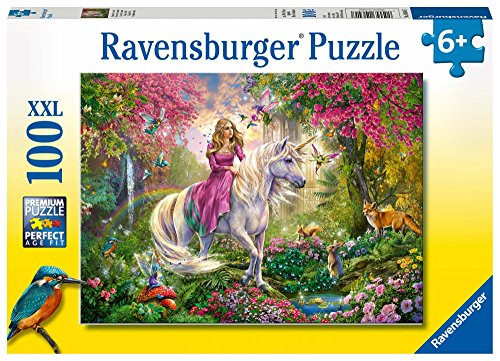 Magical Fairy Unicorn puzzle
