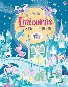 unicorn sticker book