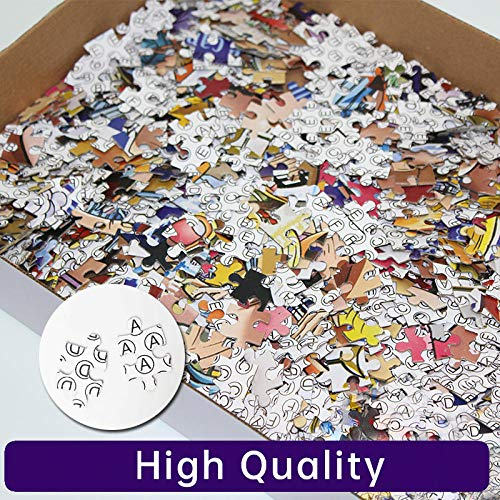 1000 Pieces Jigsaw Puzzles For Adults Unicorn