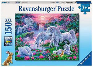 Ravensburg Unicorns at Sunset Puzzle - 150 piece