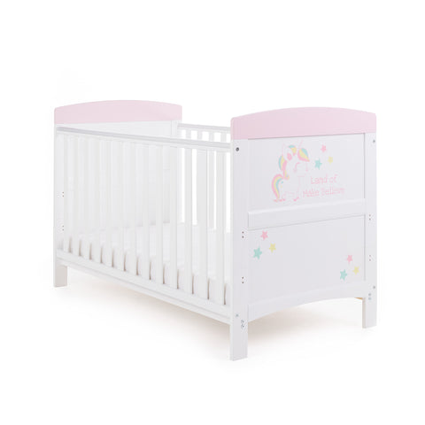 Unicorn Cot Bed