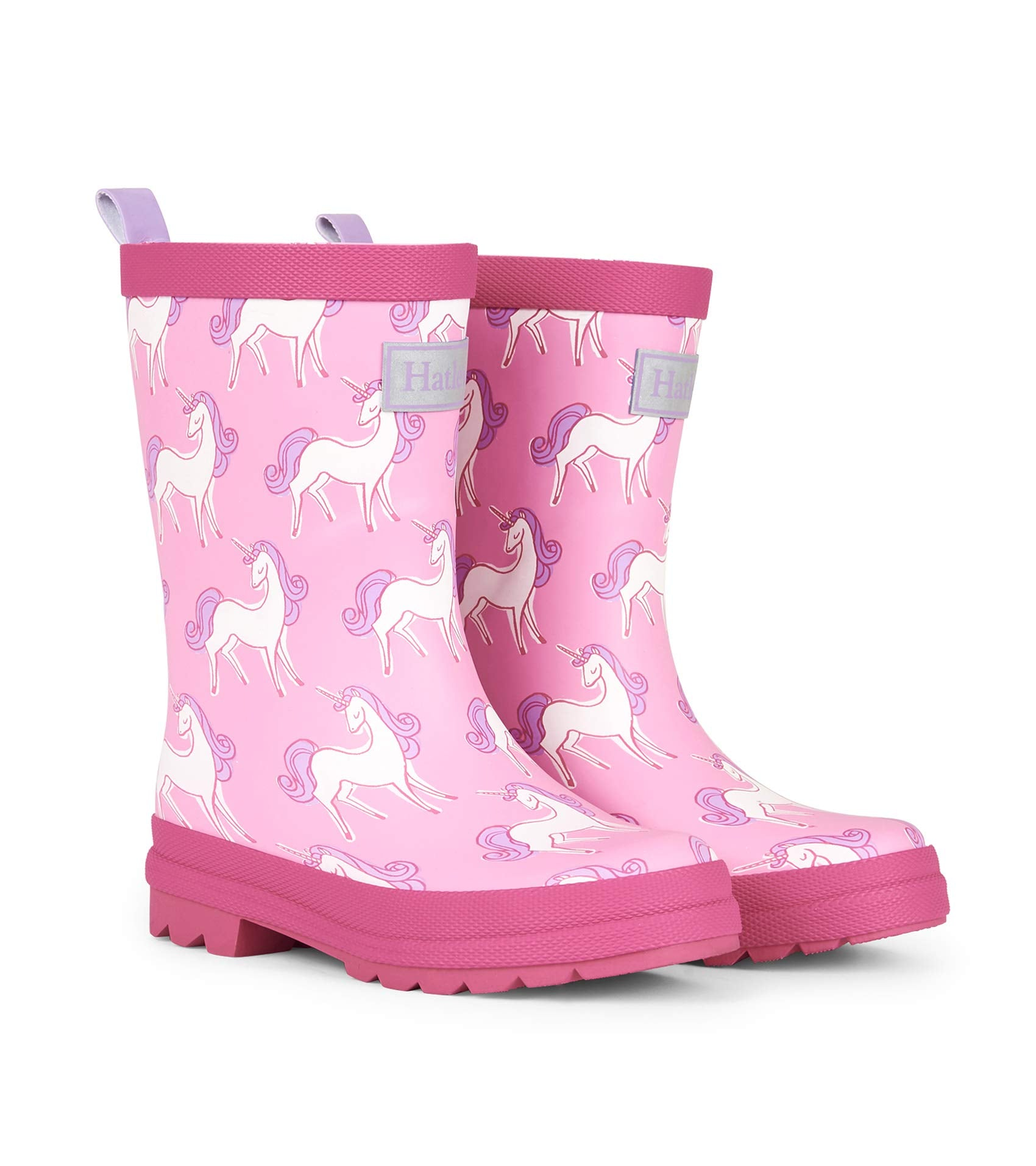 Hatley Girls Unicorn Wellies