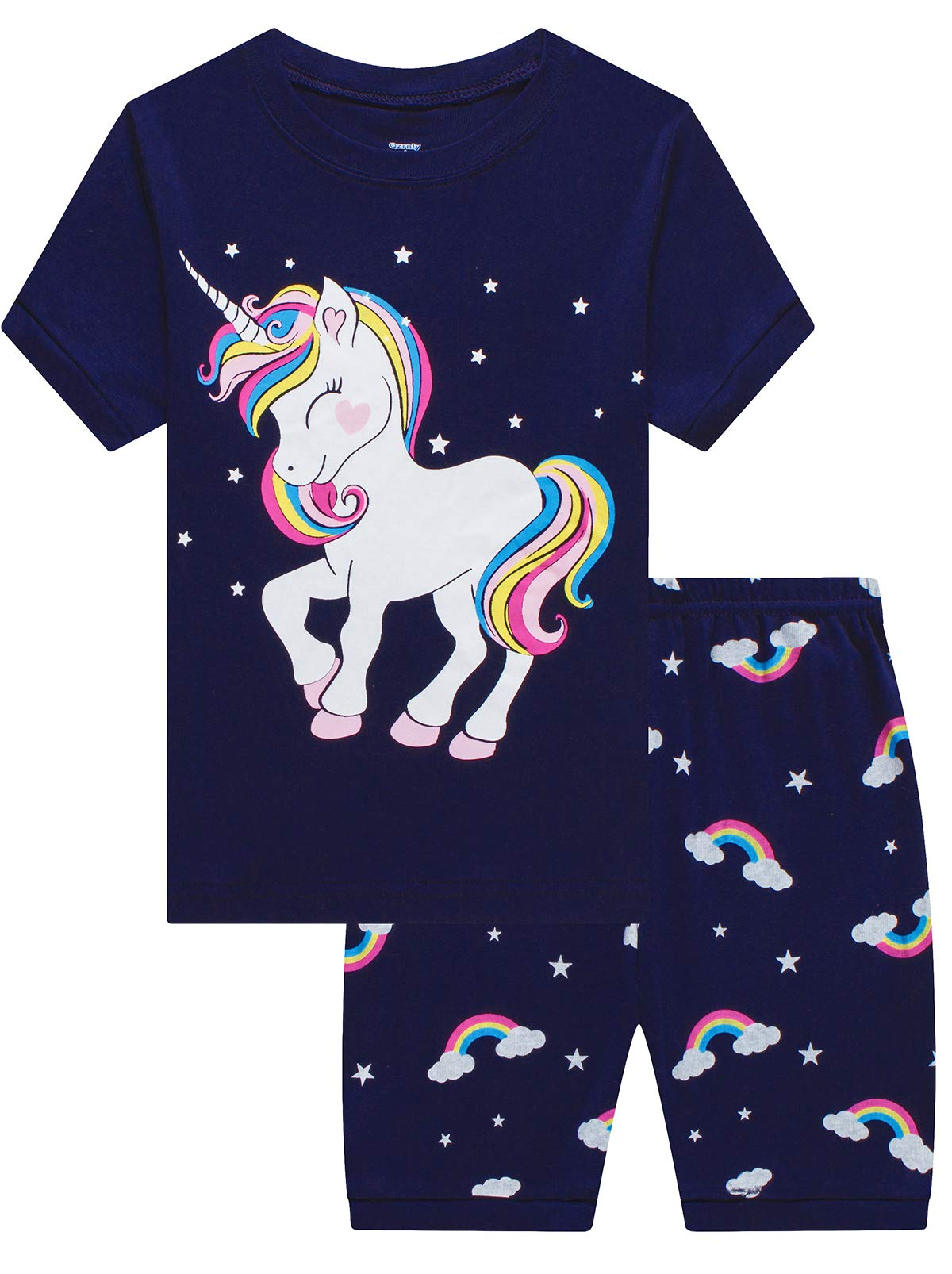 kids unicorn pyjamas