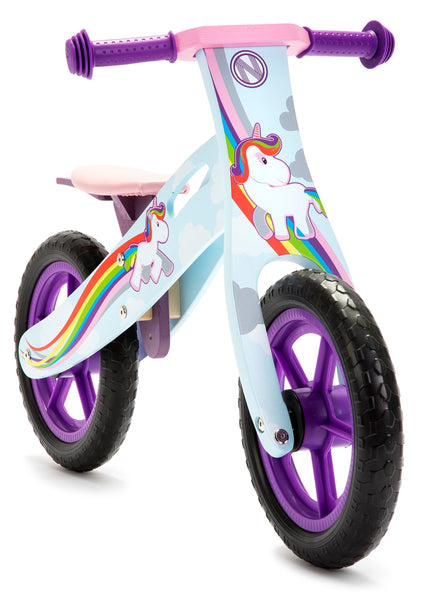Nicko balance bike unicorn