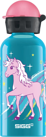 unicorn water bottle for school
