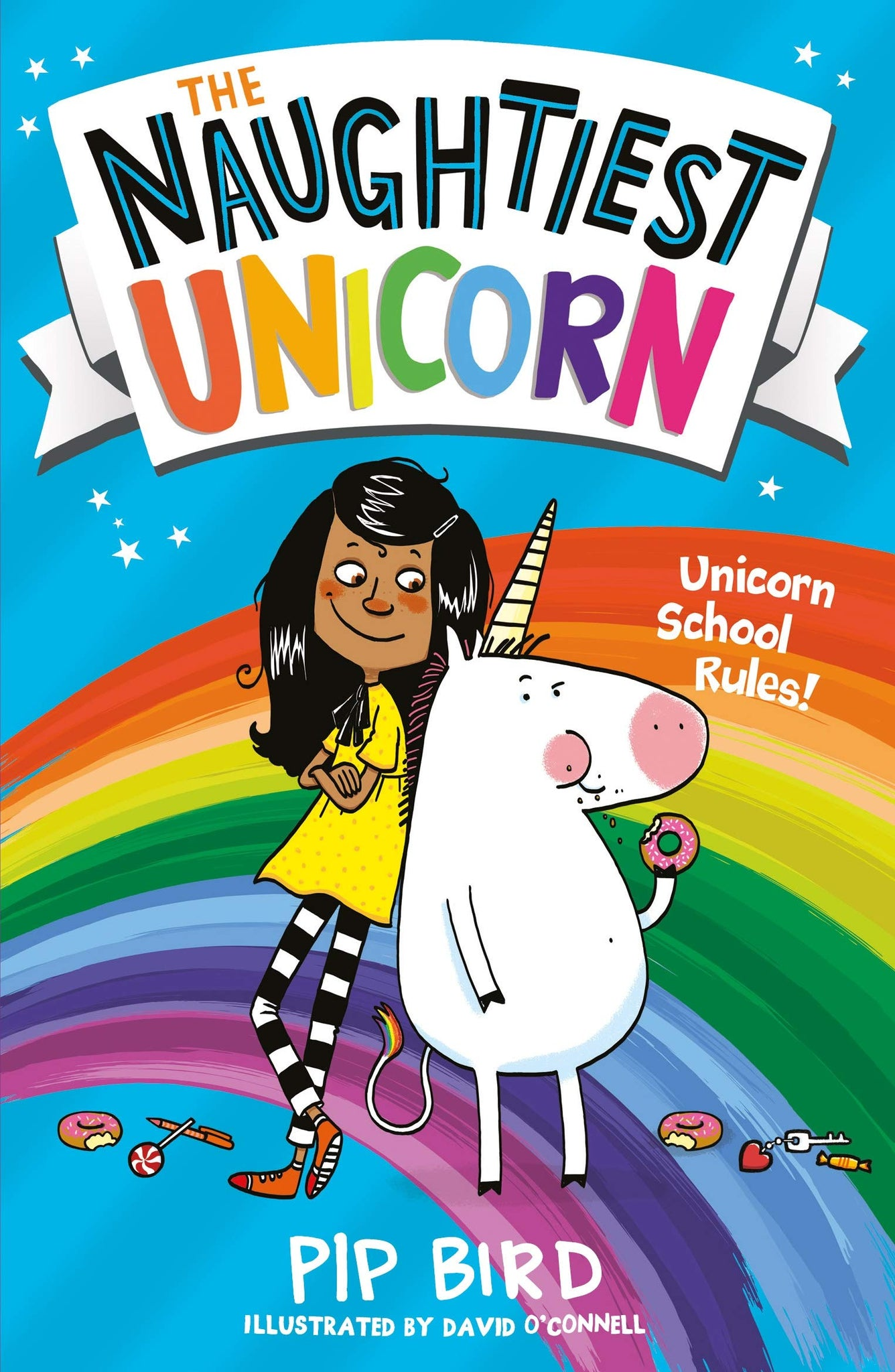 The Naughtiest Unicorn Book For Kids