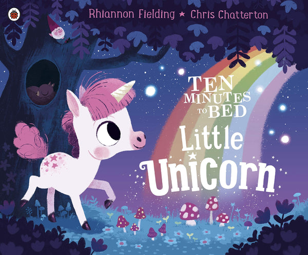 ten minutes to bedtime little unicorn book