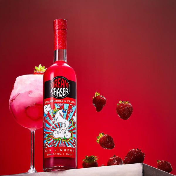 Unicorn Gin - Strawberries and Cream