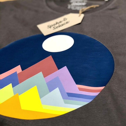 Mountains in Colour T-Shirt