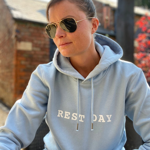Womens Rest Day Hoodie V2