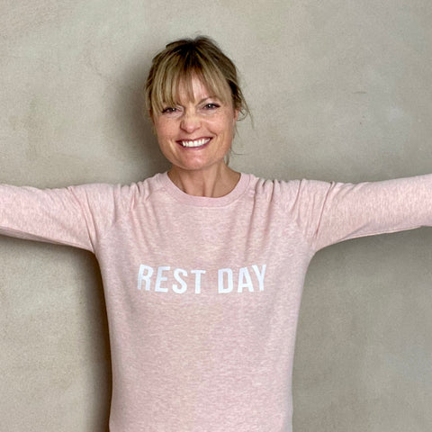Women's Rest Day Sweatshirt