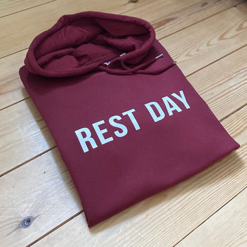 Womens Rest Day Hoodie