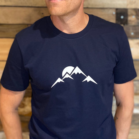 Mountain Silhouette T-Shirt