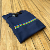 UCI Stripe Sweatshirt