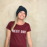 Women's Rest Day T-Shirt