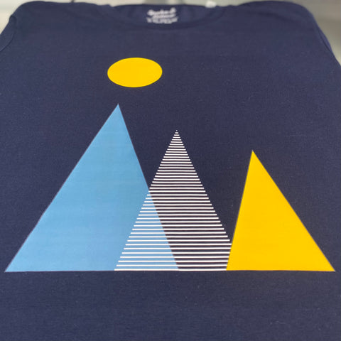 Three Sisters Mountain T-Shirt