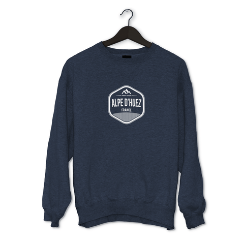 Alpe D'Huez Shield Sweatshirt