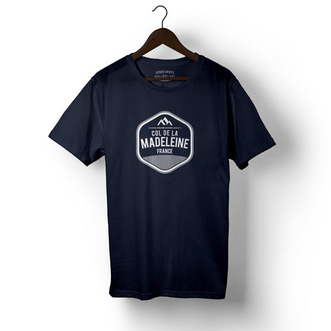 Col de la Madeleine Shield T-Shirt