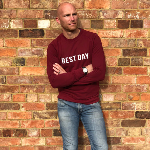 Rest Day Sweatshirt