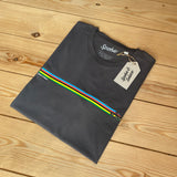 UCI Stripe T-Shirt