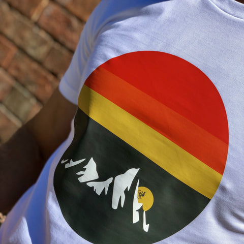 Mountain Skyline TDF T-Shirt