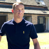 Spoke & Solace Maillot Jaune Logo Polo Shirt