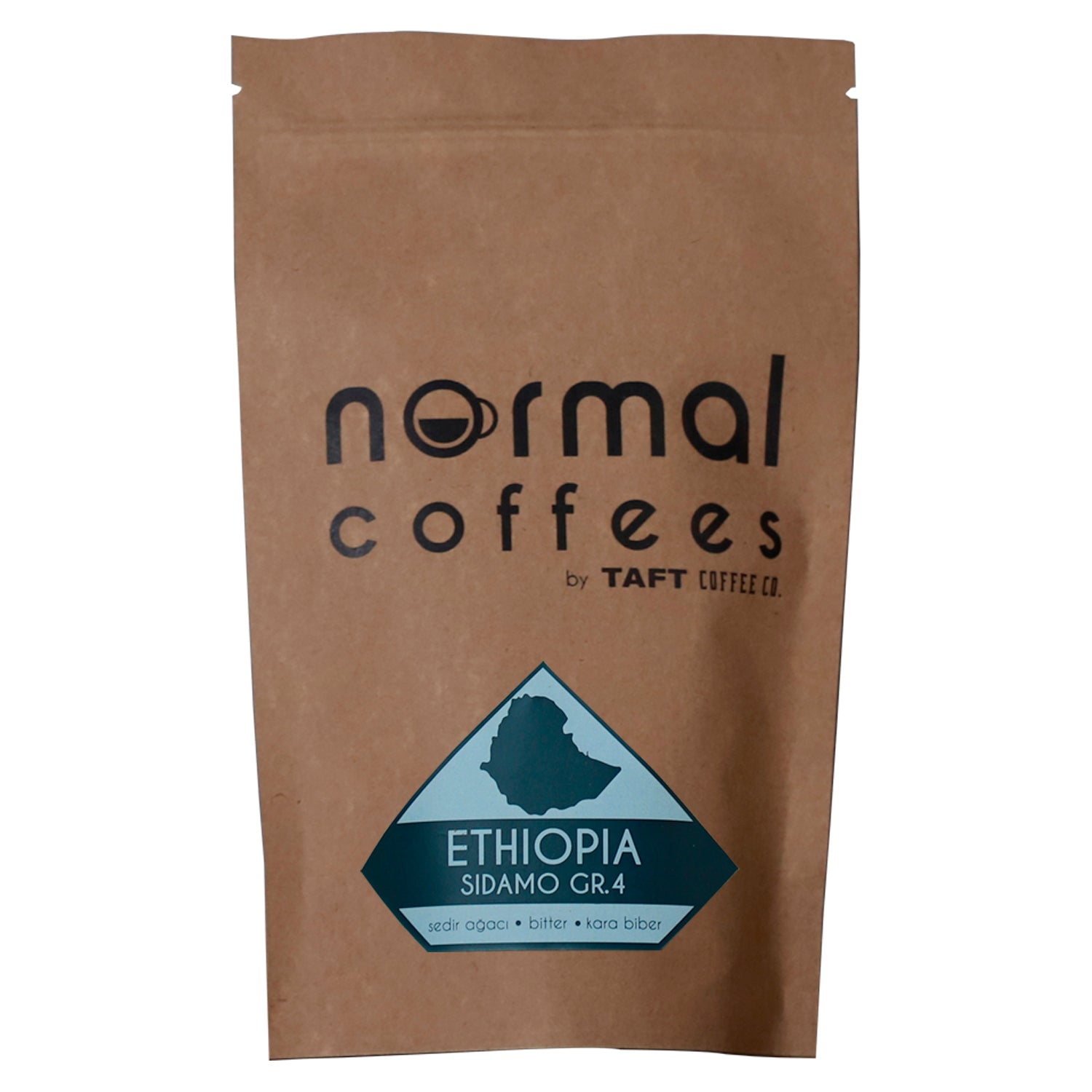 Normal Coffees by TAFT Coffee Co. Etiyopya Sidamo