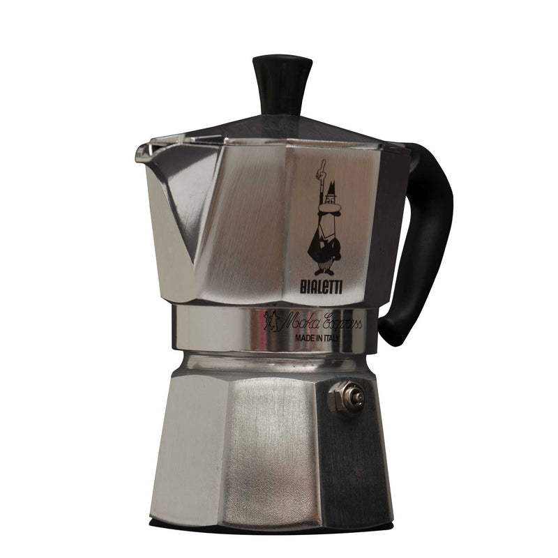 Bialetti Moka Pot 3-Cup - Taft Coffee