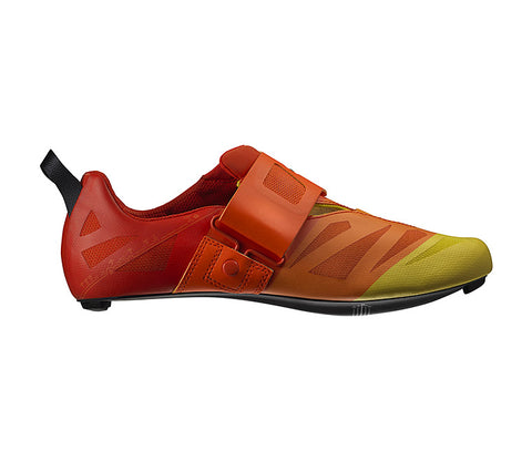 Chaussure COSMIC SL ULTIMATE KONA orange jaune