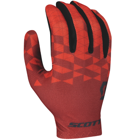 GANTS SCOTT RC TEAM LF rouge noir