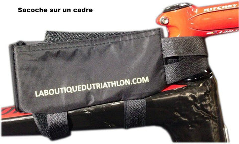 Sacoche vélo La boutique du Triathlon