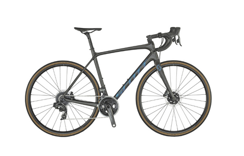 vélo de route scott addict se disc 2021