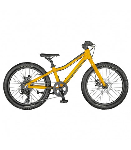 vtt-junior-scott-scale-20-rigid-2021. orange
