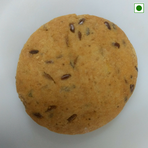 Jeera & Flaxseed Cookies