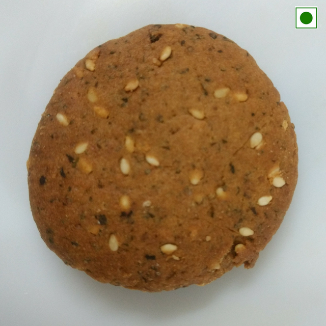 Til & Methi Cookies