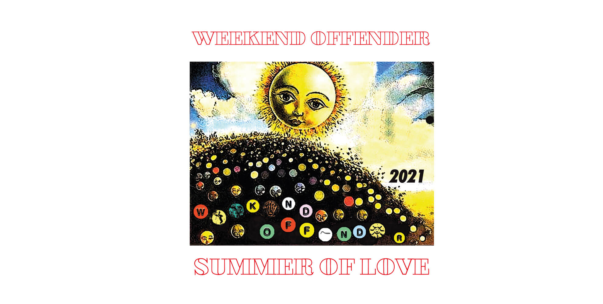 Summer of Love - Smiley
