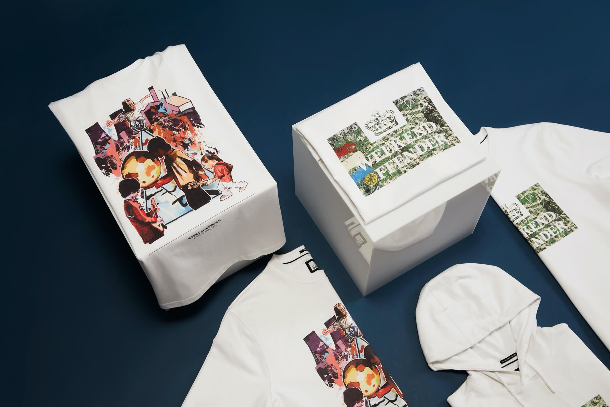 The Spike Island Collection