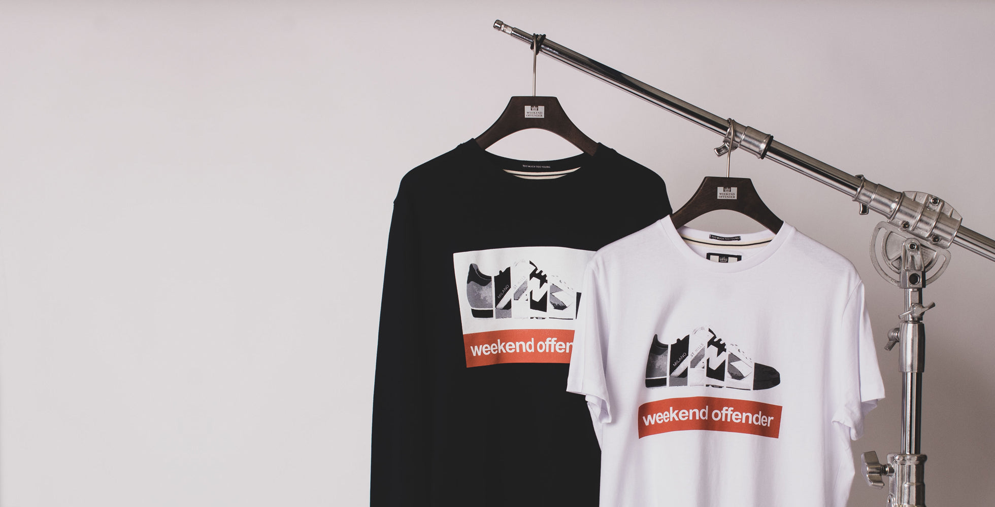 Trainerspotting Tees & Sweats