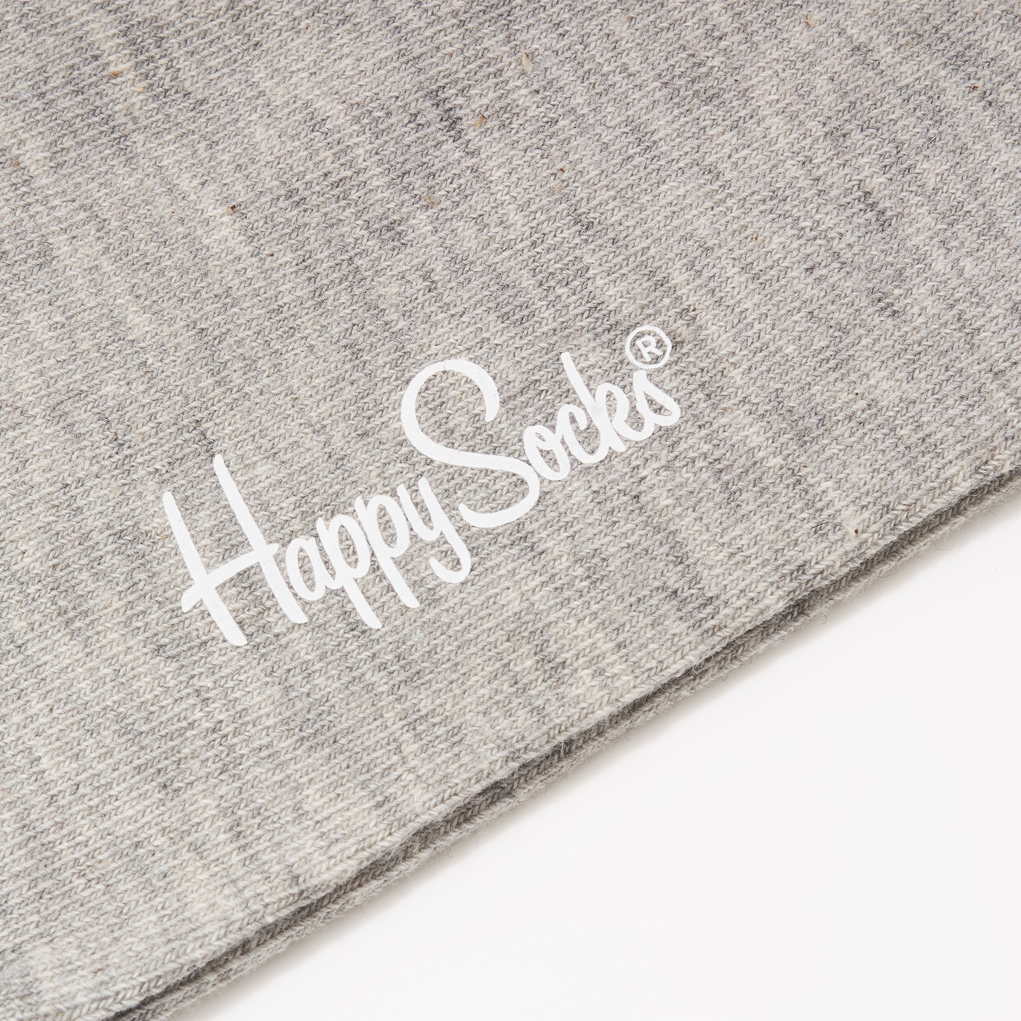 Happy Socks Faded Diamond Grey