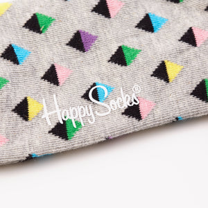 Happy Socks Mini Diamond Light Grey