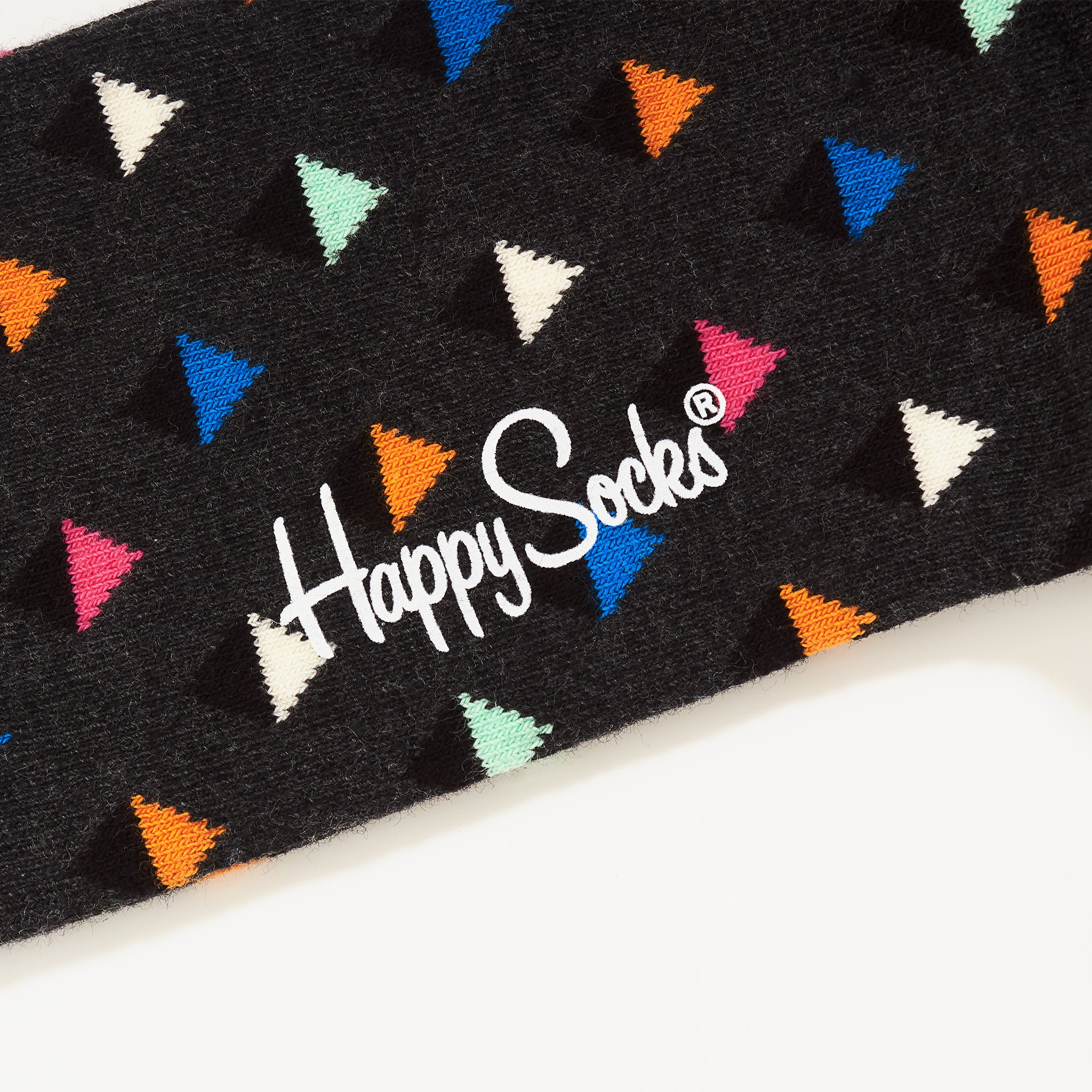Happy Socks Mini Diamond Dark Grey