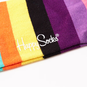 Happy Socks Stripe Purple