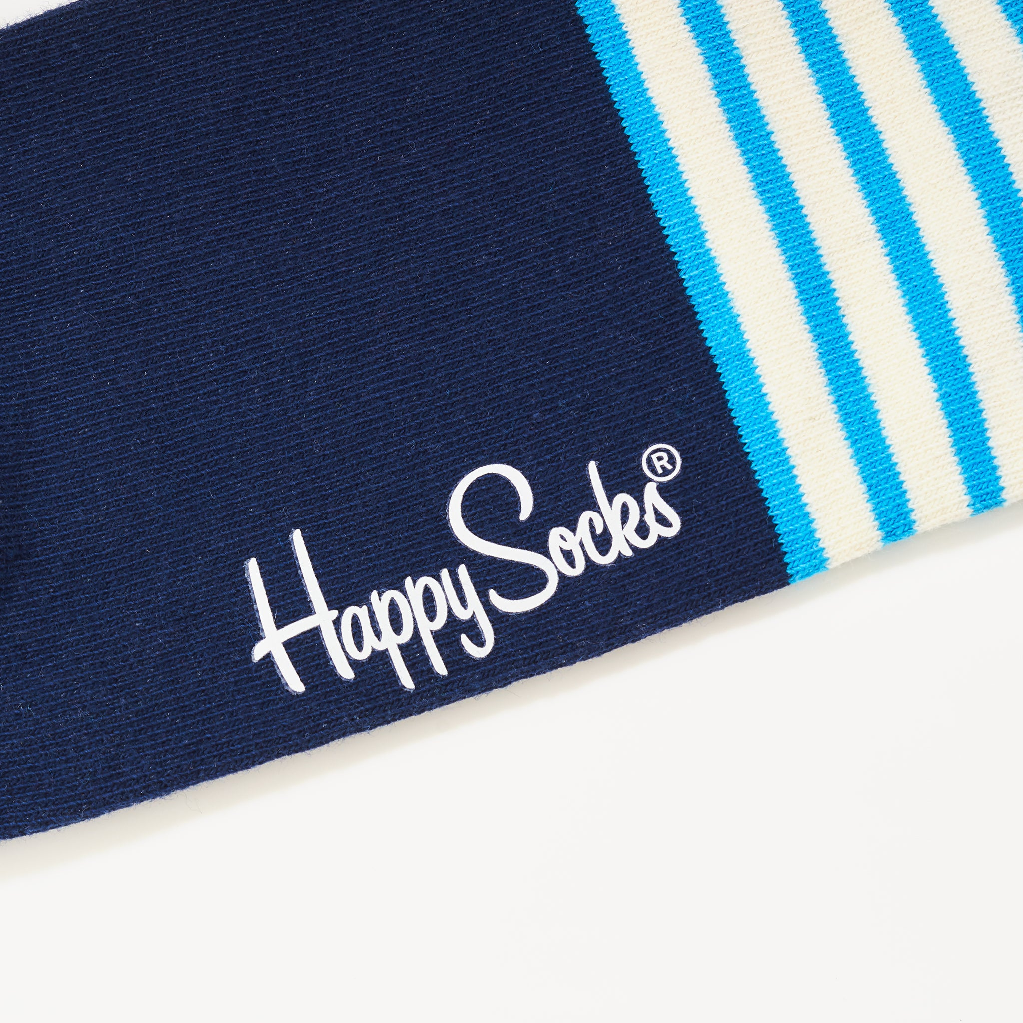 Happy Socks Stripes & Dots Blue